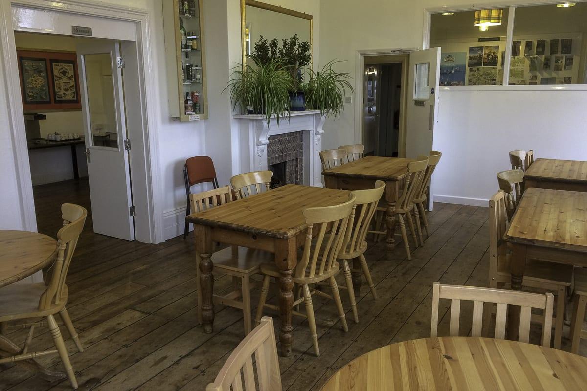 YHA Isle of Wight Totland Dining