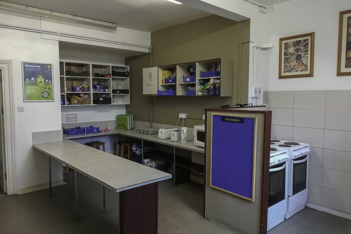 YHA Isle of Wight Totland Kitchen