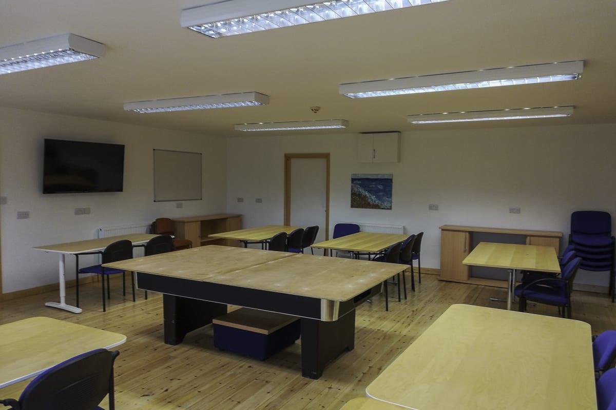 YHA Isle of Wight Totland Games Room