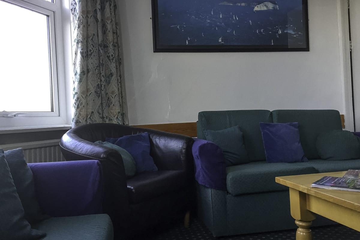 YHA Isle of Wight Totland Lounge