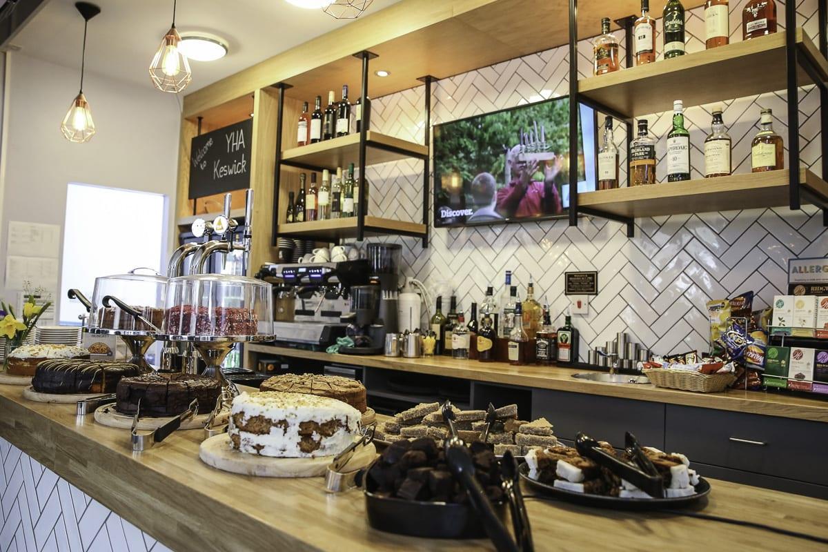 YHA Keswick Cafe