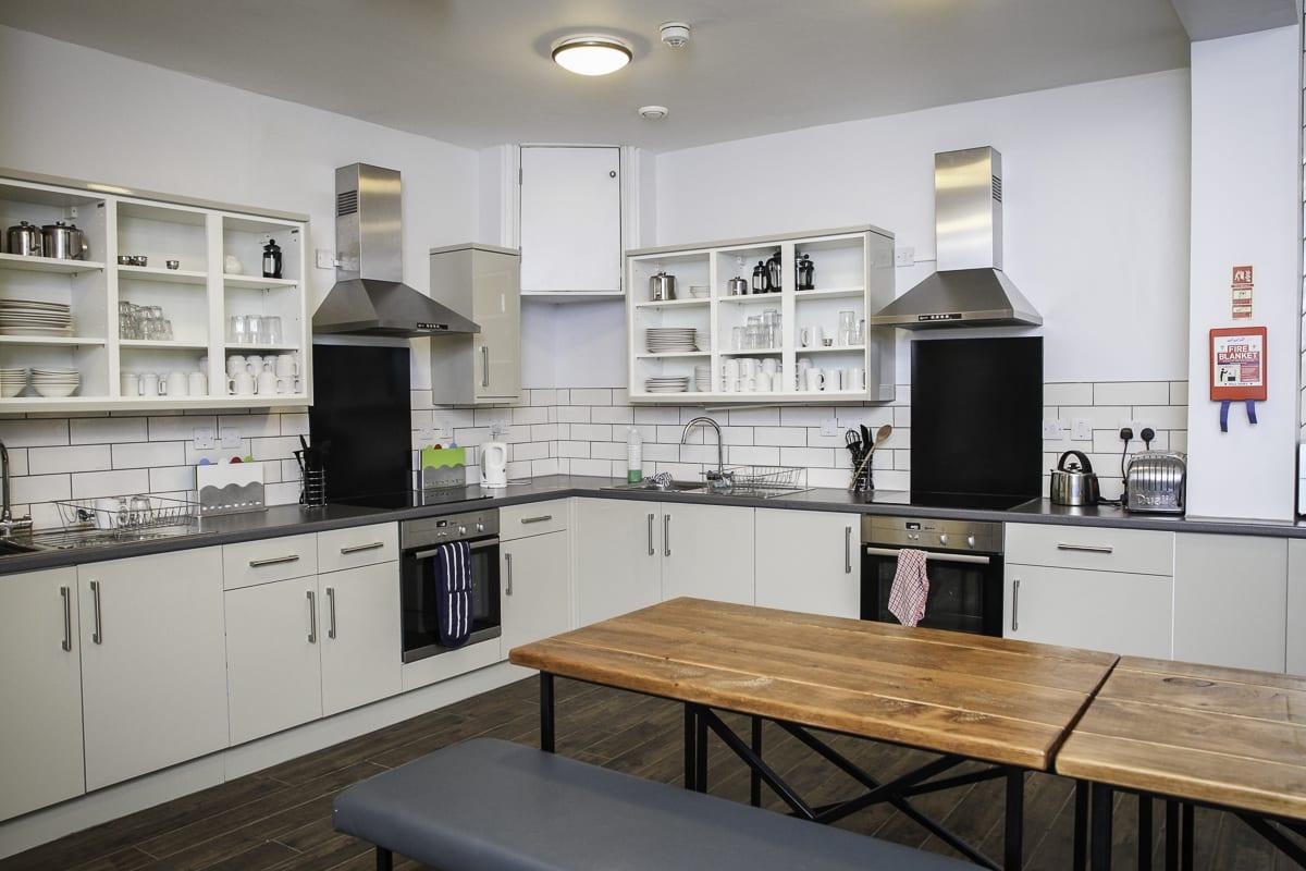 YHA Keswick Kitchen