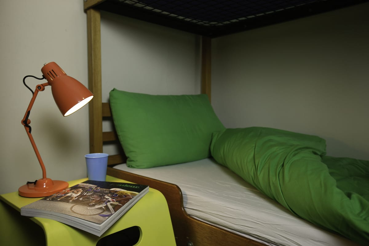 YHA Kettlewell Bedroom