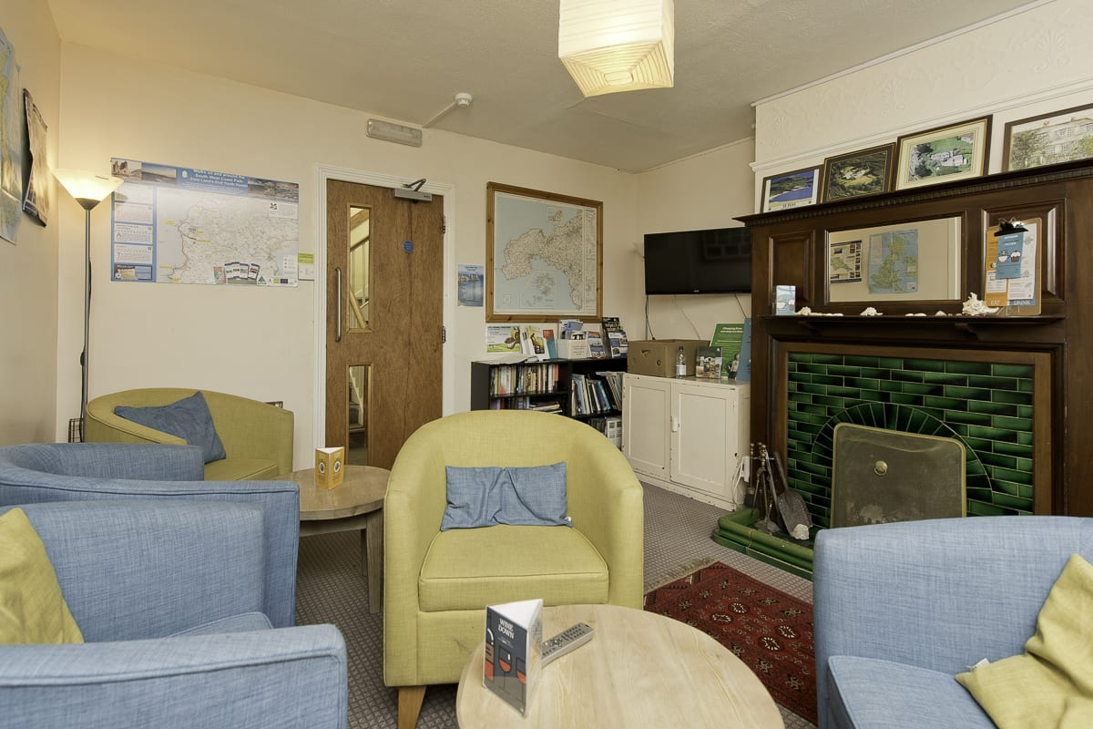 YHA Lands End Lounge