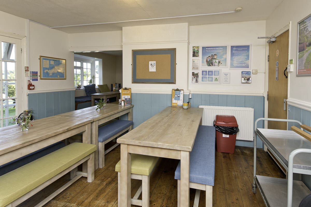 YHA Lands End Dining