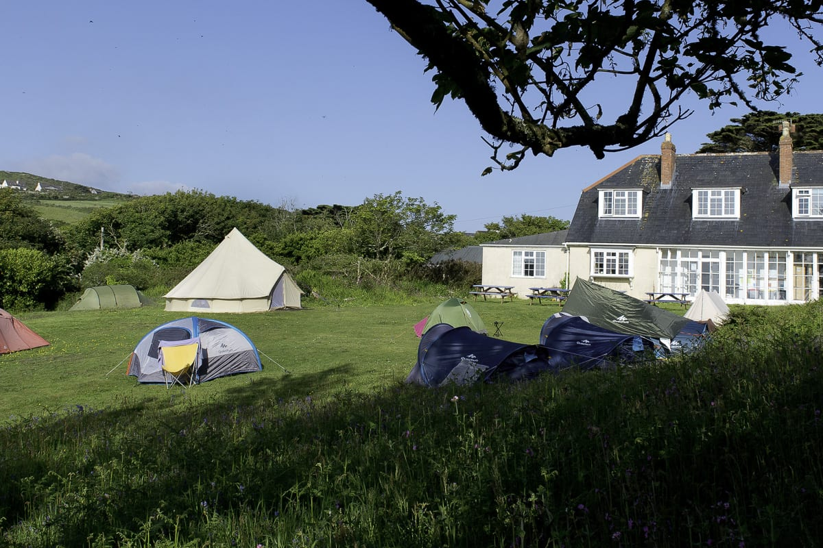 YHA Lands End Garden