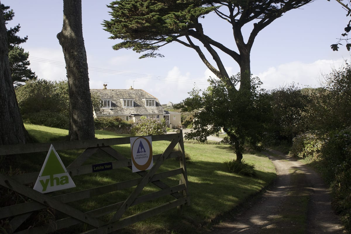 YHA Lands End hostel