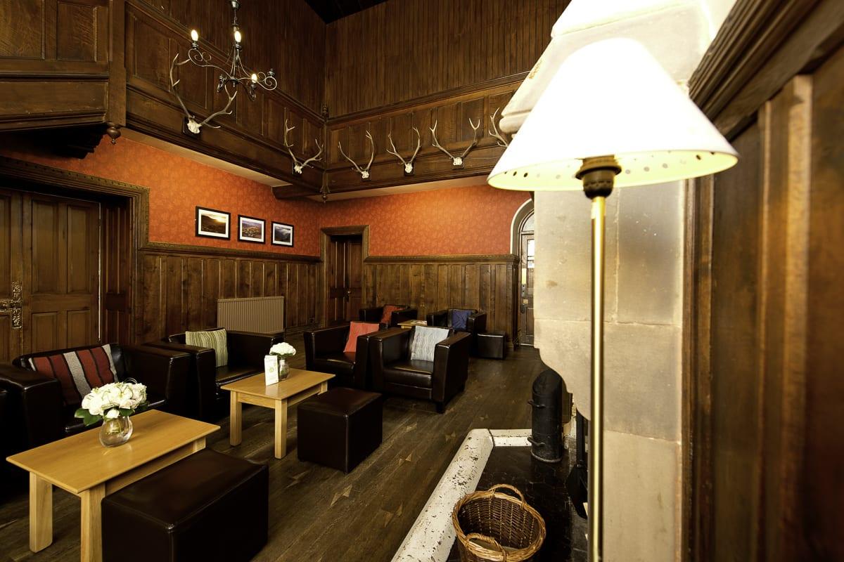 YHA Langdale Lounge