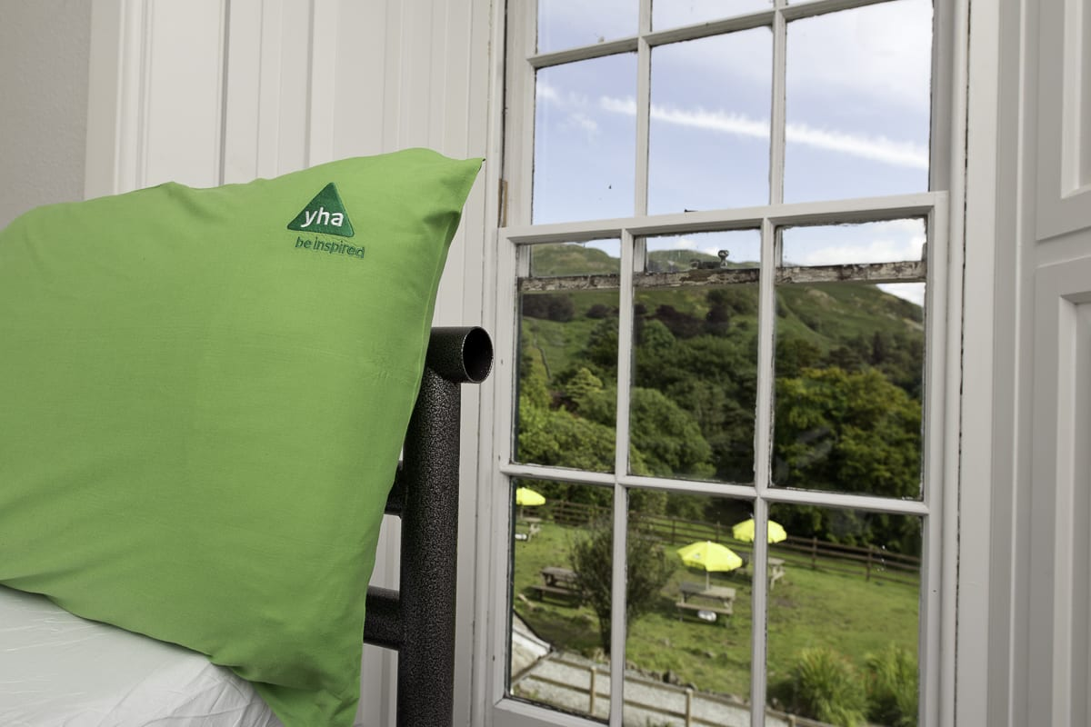 YHA Langdale Bedroom