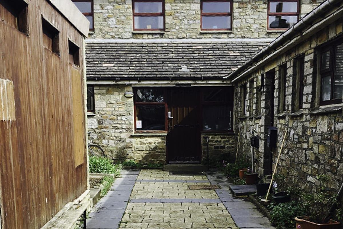 YHA Langdon Beck Courtyard