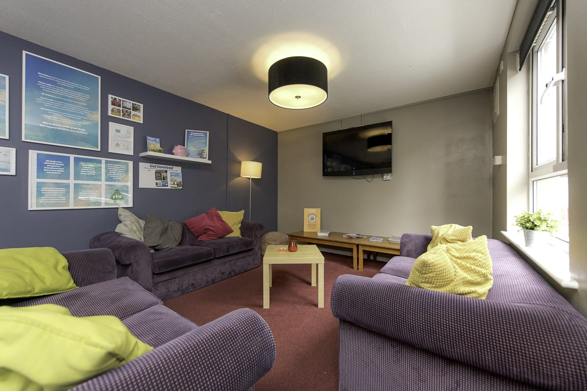 YHA Liverpool Albert Dock Lounge