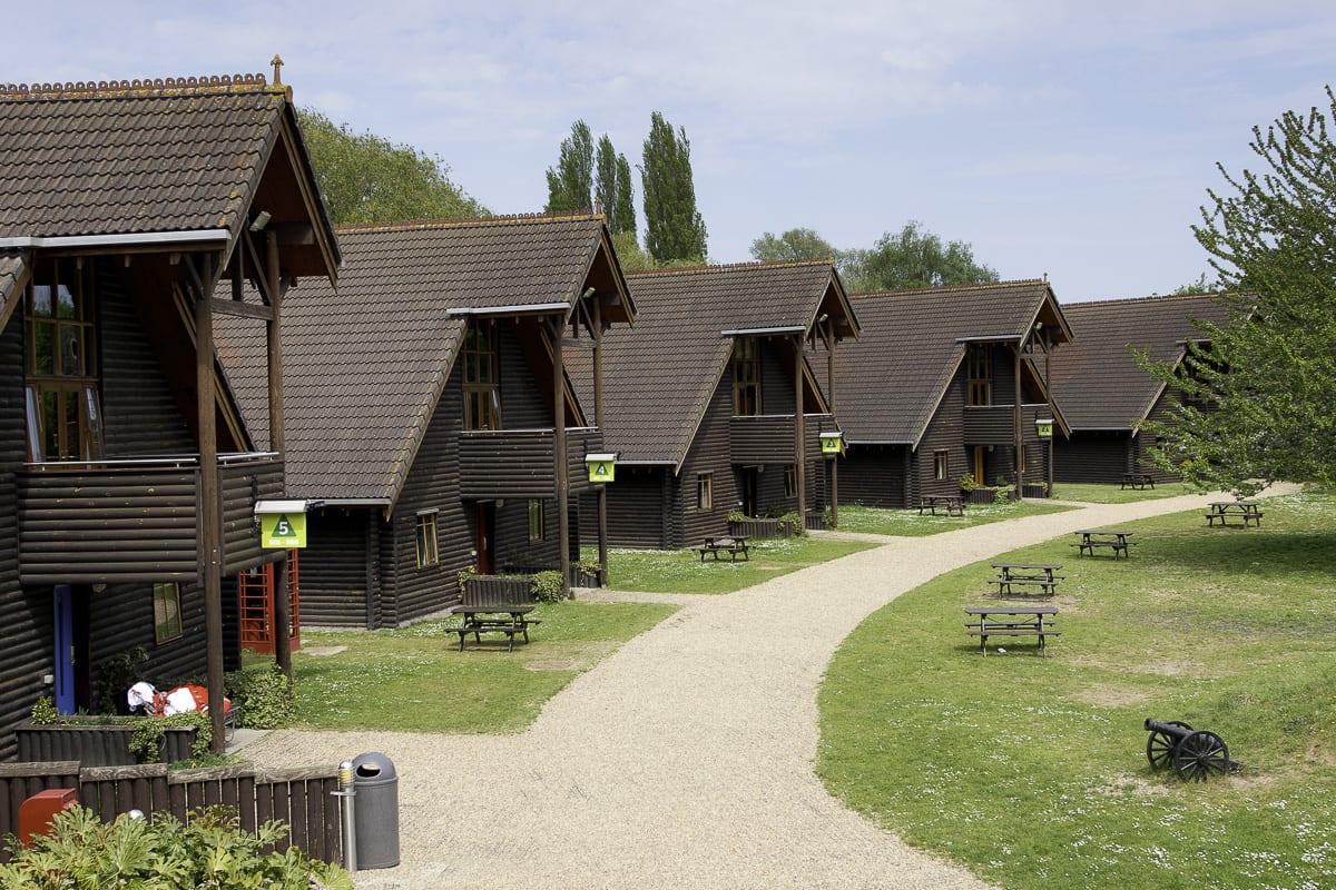 YHA London Lee Valley Buildings