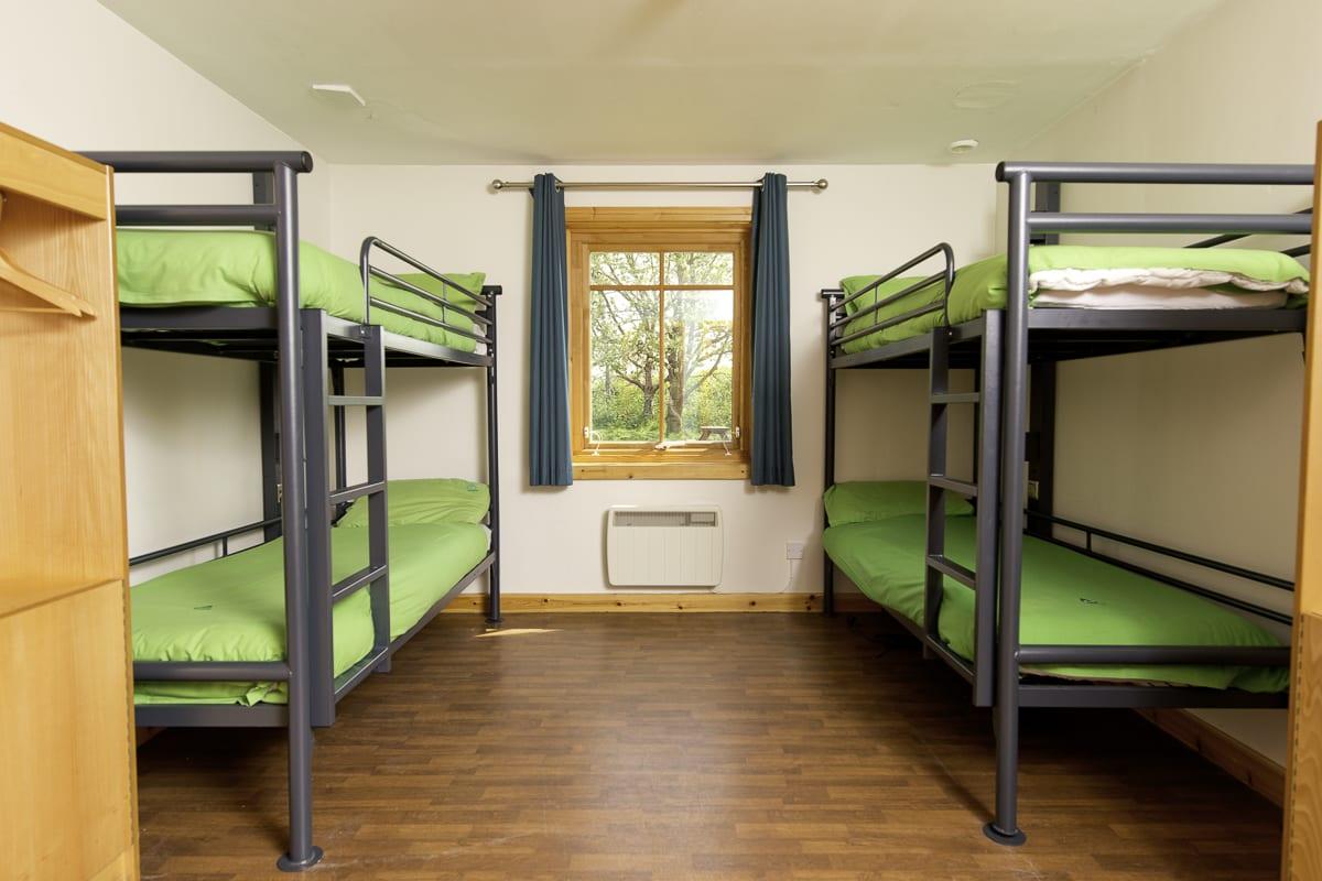 YHA London Lee Valley Bedroom