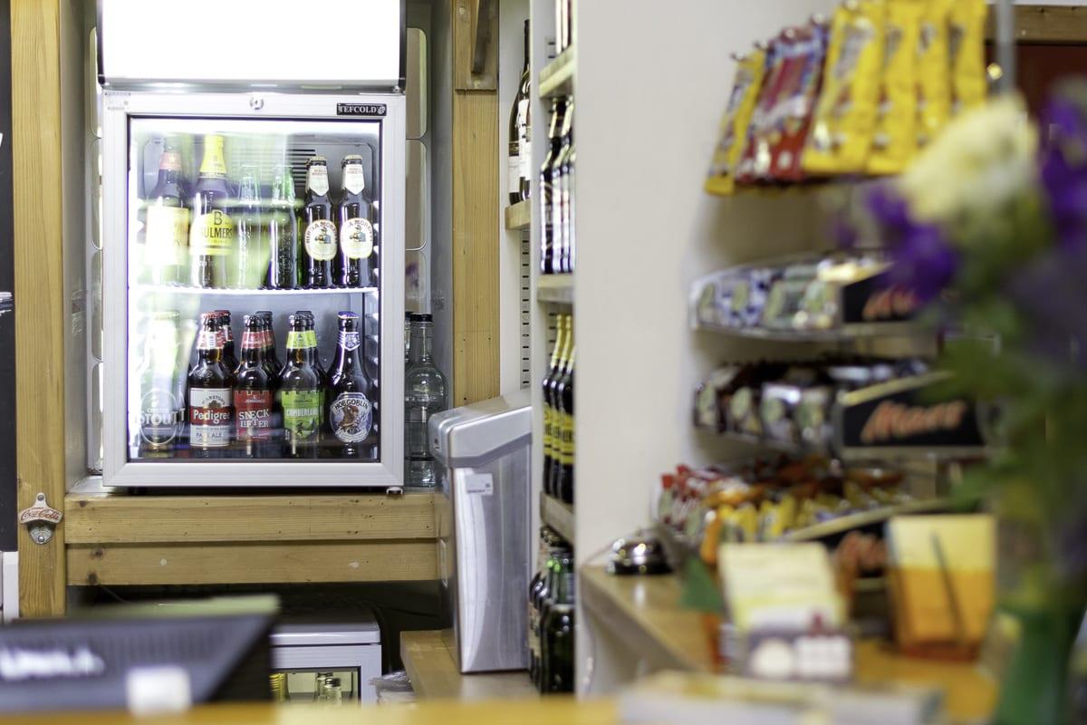 YHA London Lee Valley Bar