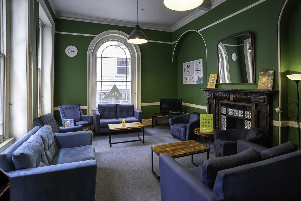 YHA London St Pauls Lounge