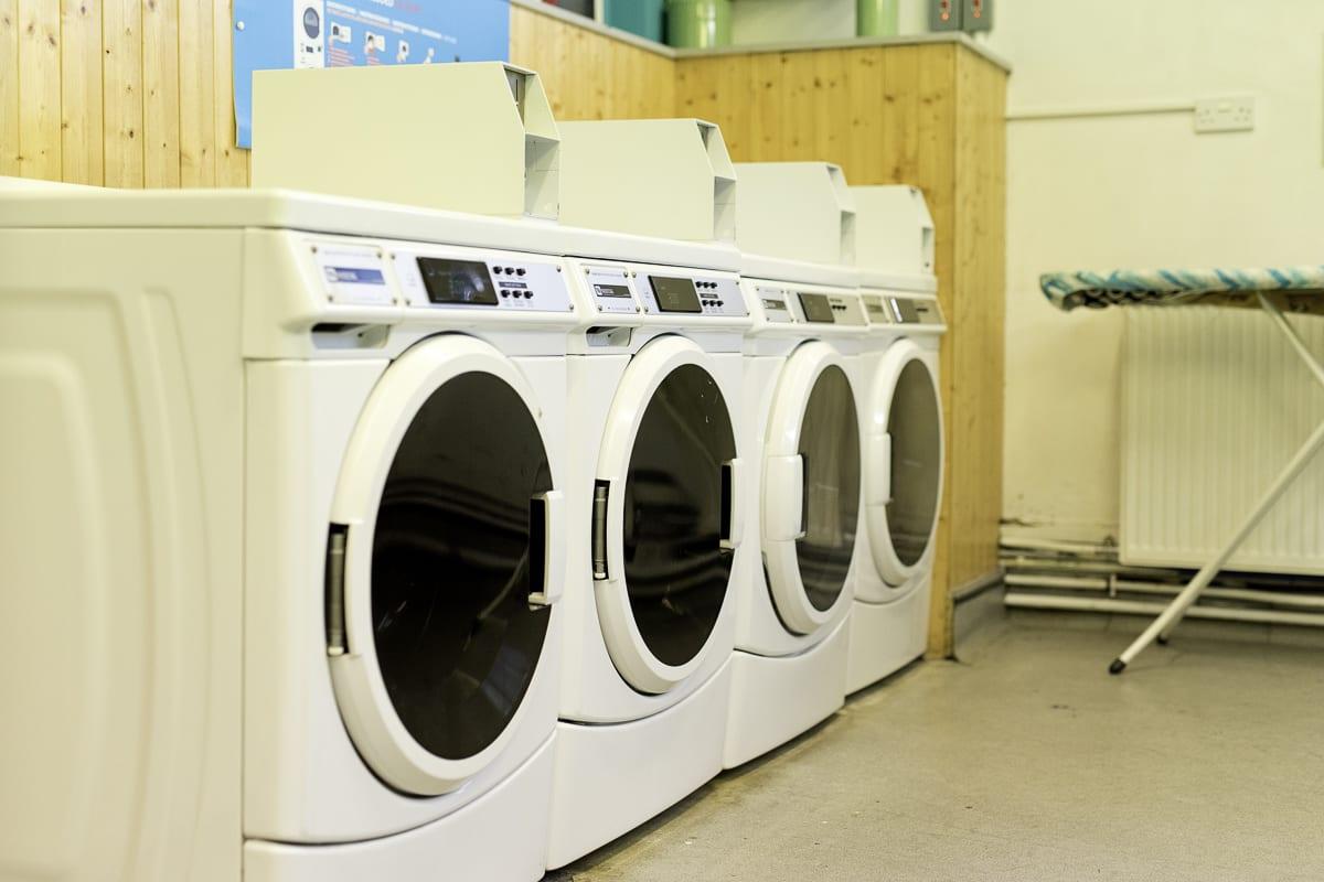 YHA London Thameside Washing Facilities