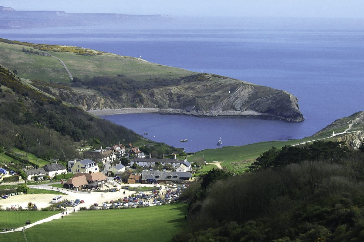 YHA Lulworth Cove View