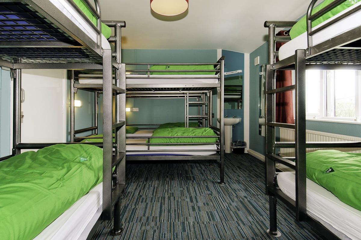 YHA Malham Bedroom