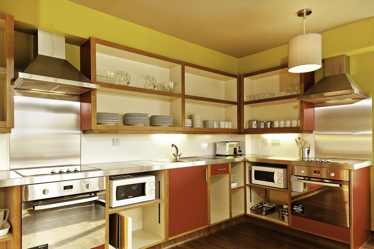 YHA Malham Kitchen