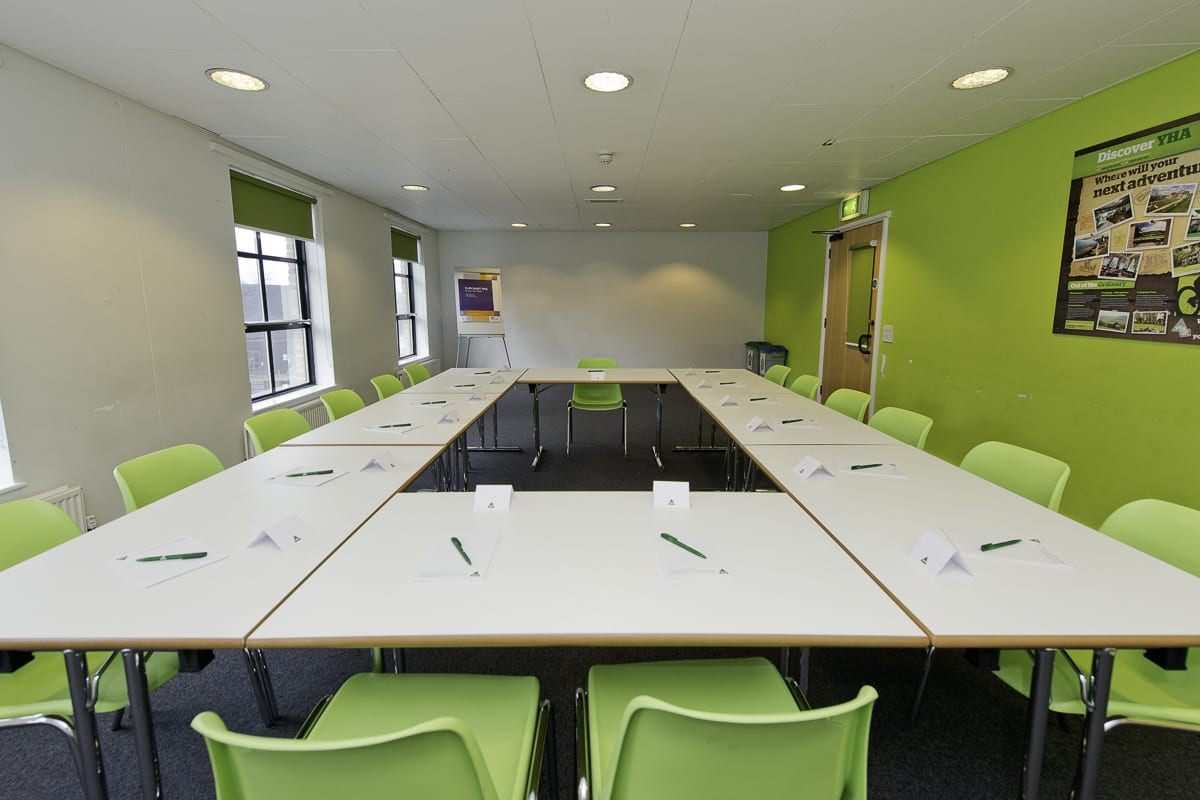 YHA Manchester MEeting Room