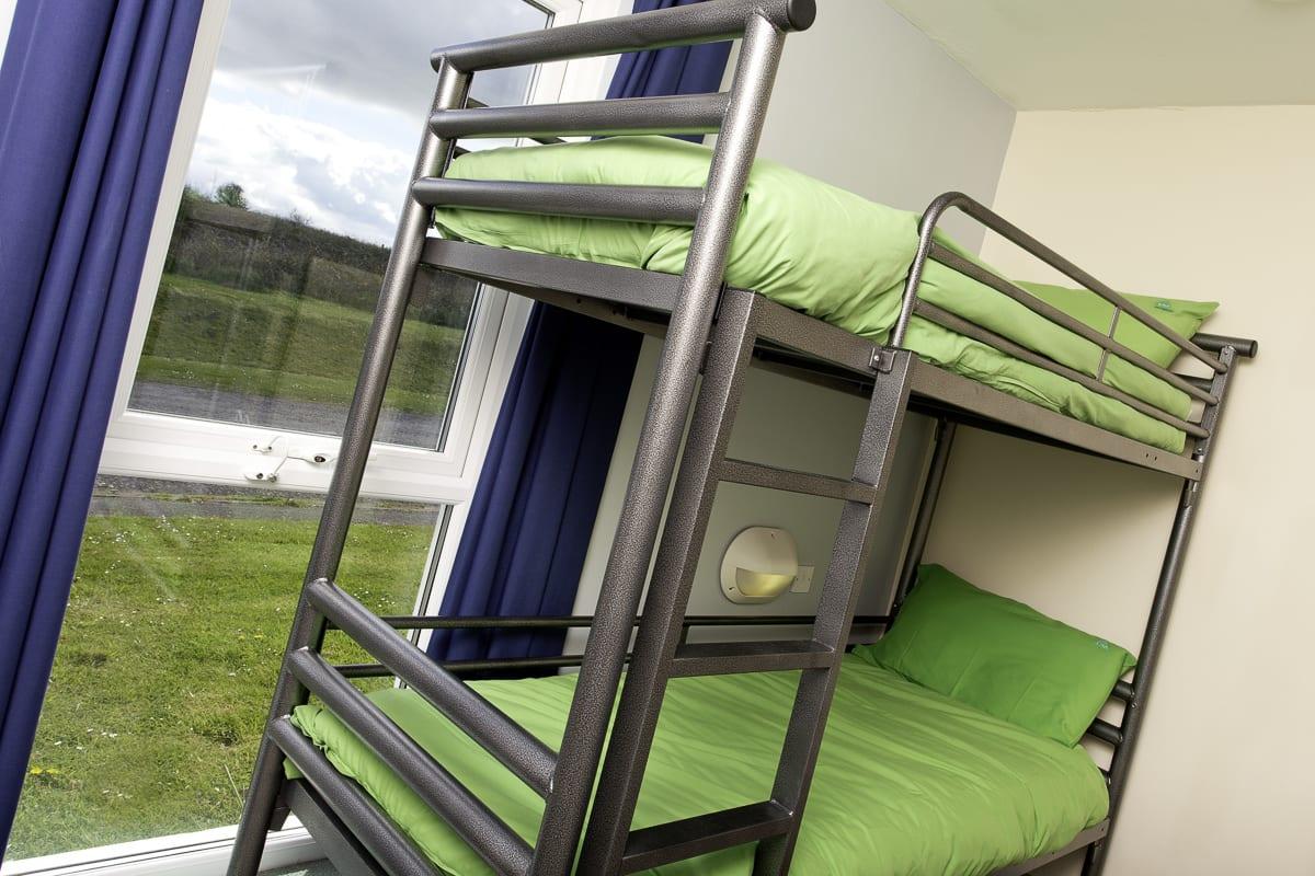 YHA Manorbier Bedroom