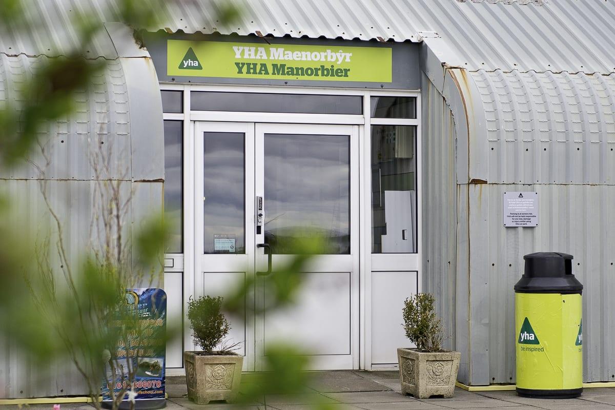 YHA Manorbier Exterior