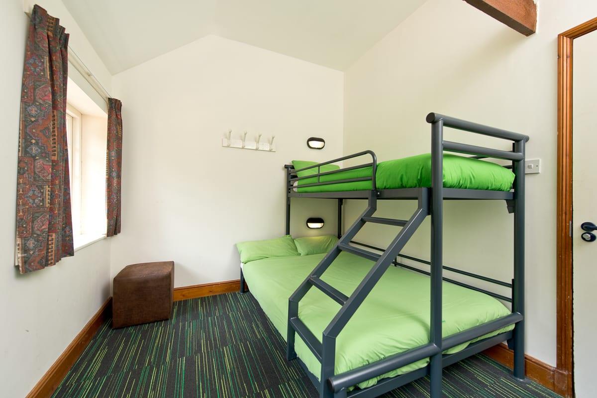YHA Medway Bedroom