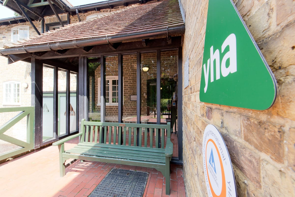 YHA Medway Exterior