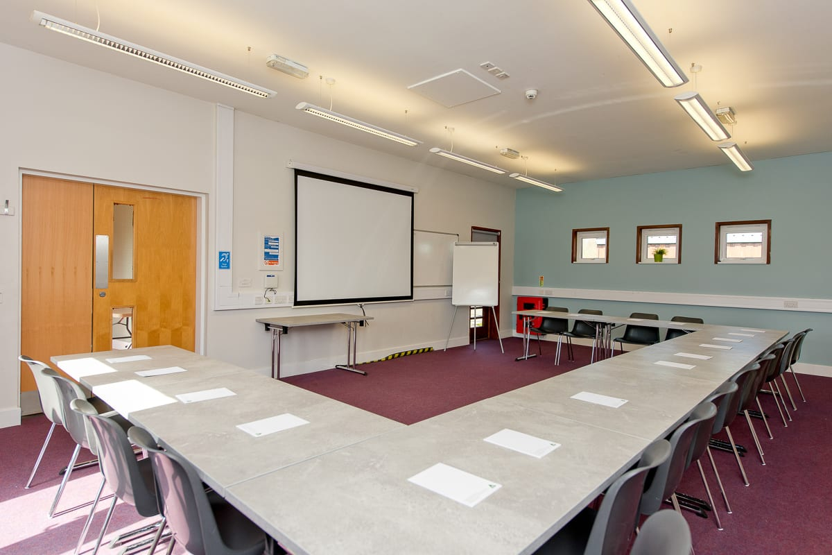 YHA National Forest Meeting Room