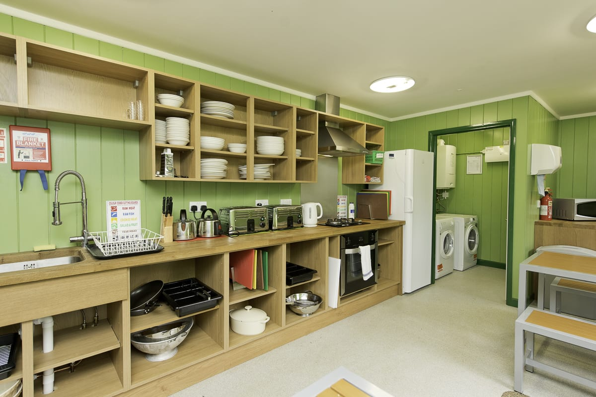 YHA New Forest Kitchen
