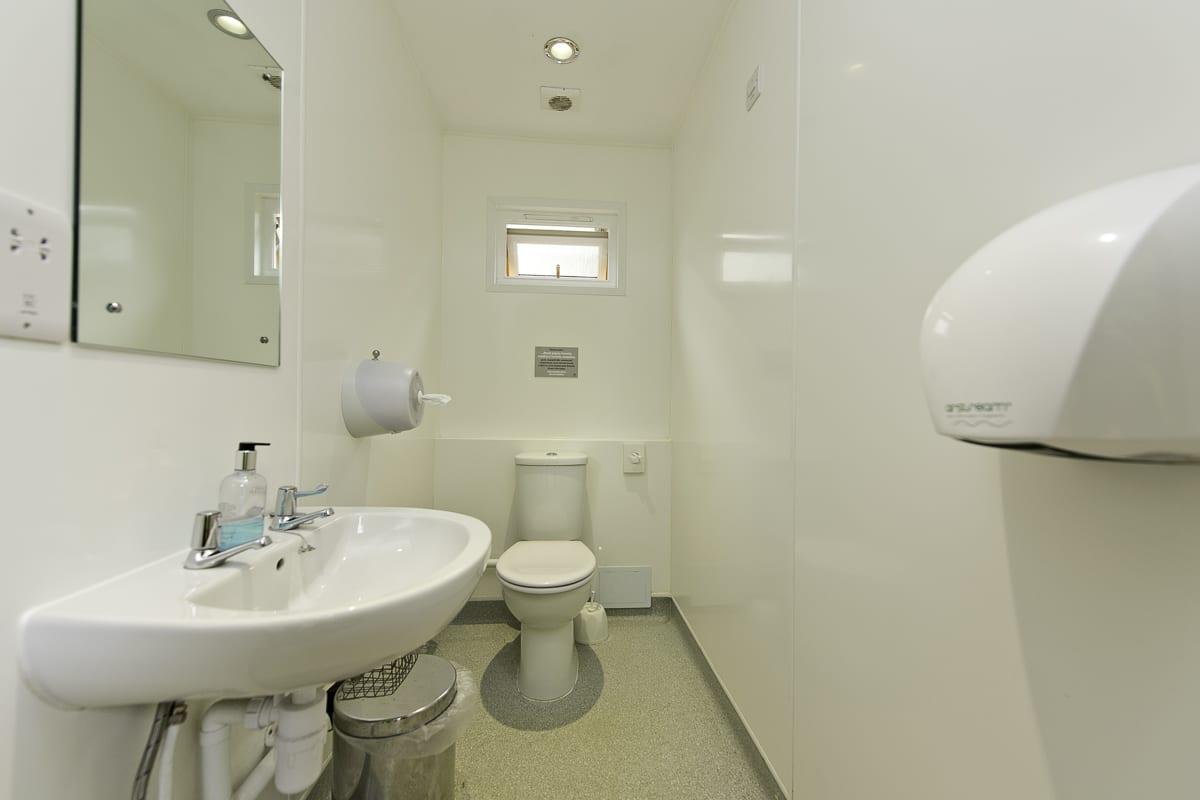 YHA New Forest Bathroom