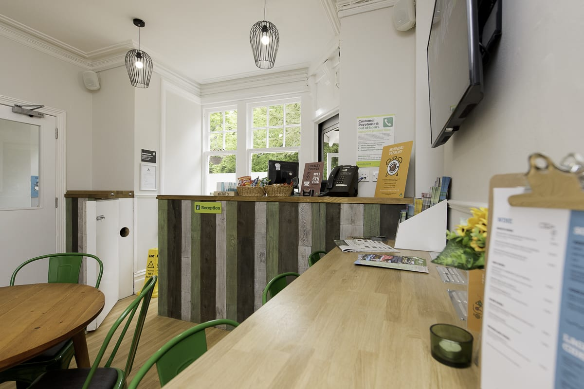 YHA New Forest Reception