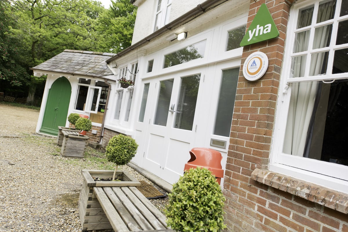YHA New Forest Exterior