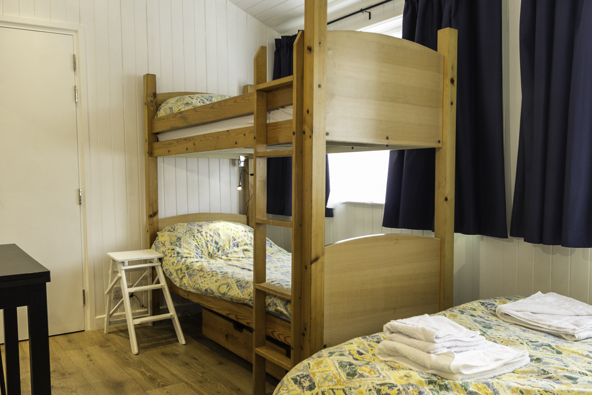 YHA Ninebanks Bedroom