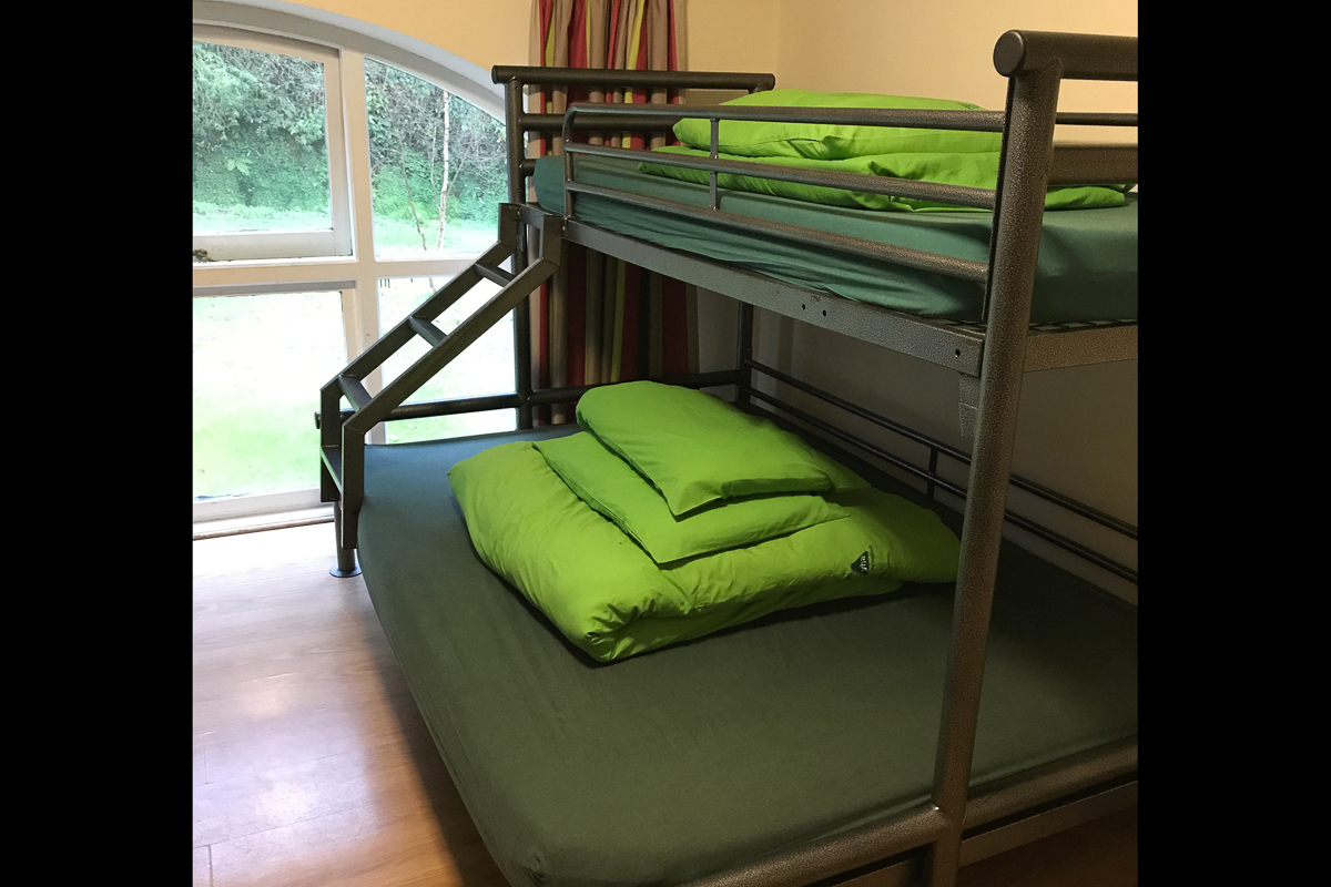 YHA Okehampton Bedroom