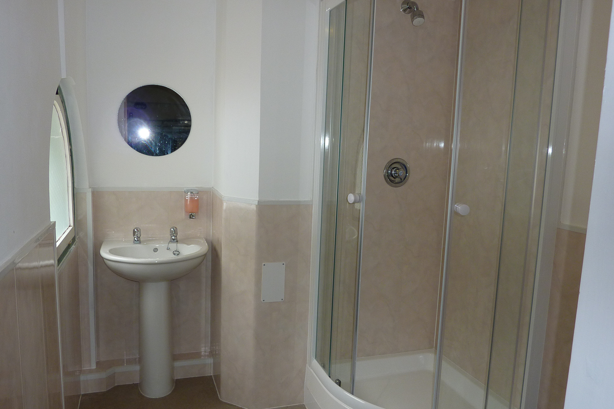 YHA Okehampton Bathroom