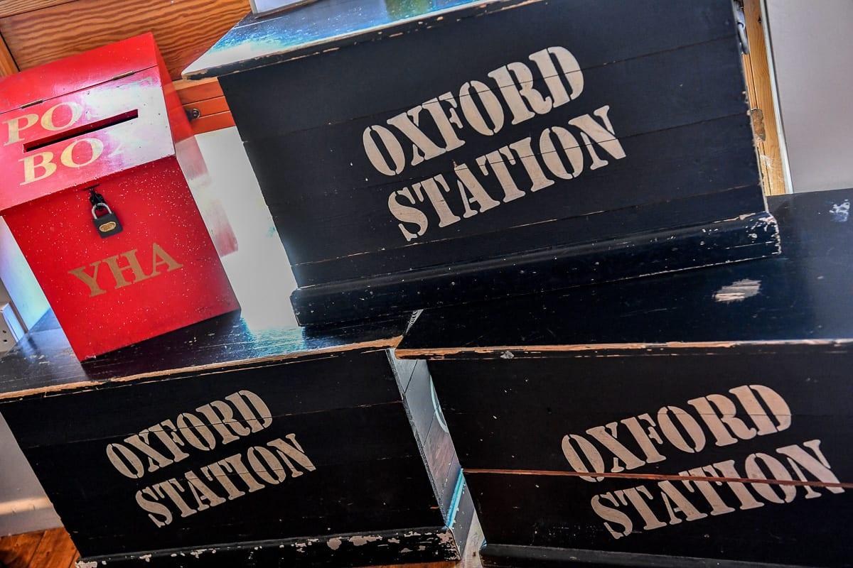YHA Oxford Detail