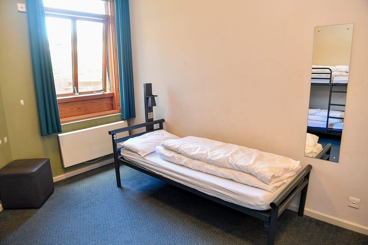 YHA Oxford Bedroom