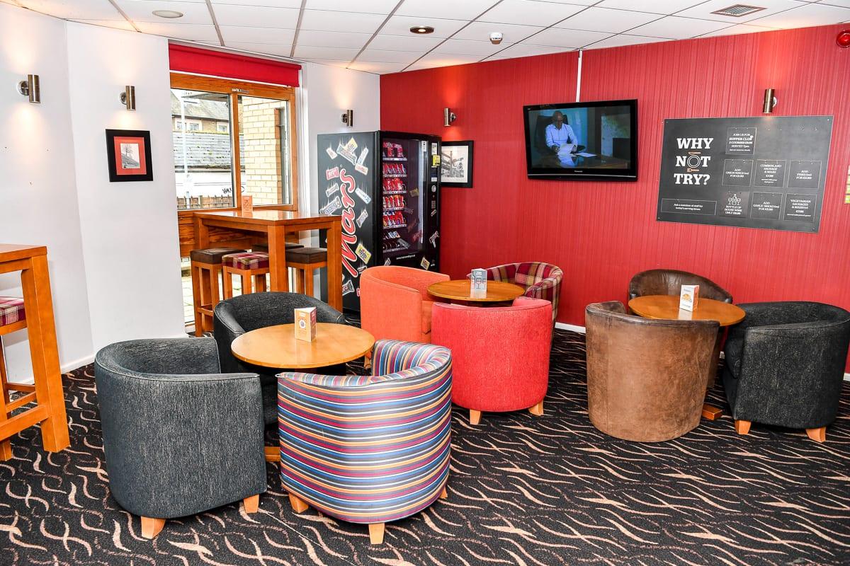 YHA Oxford Lounge