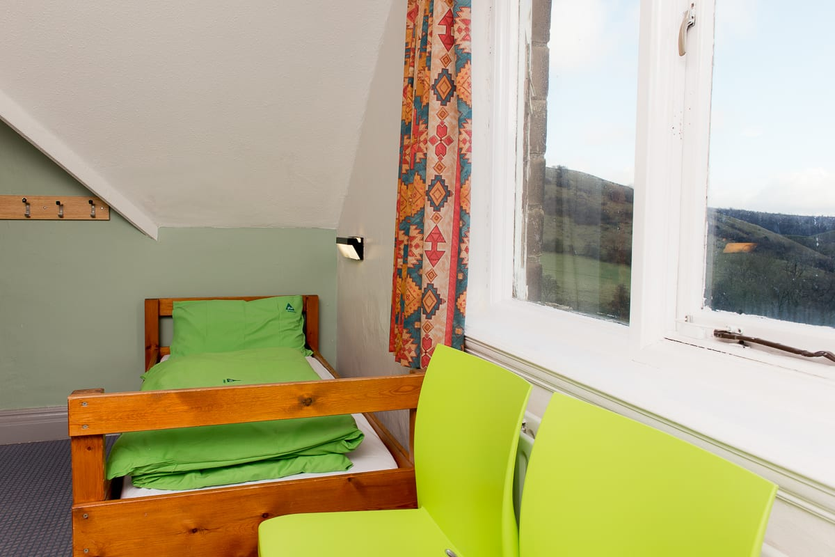 YHA Ravenstor Bedroom