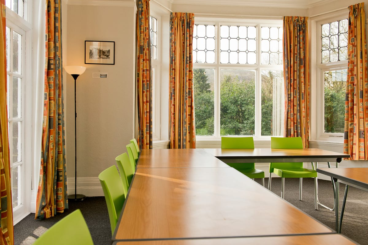 YHA Ravenstor Meeting Facilities