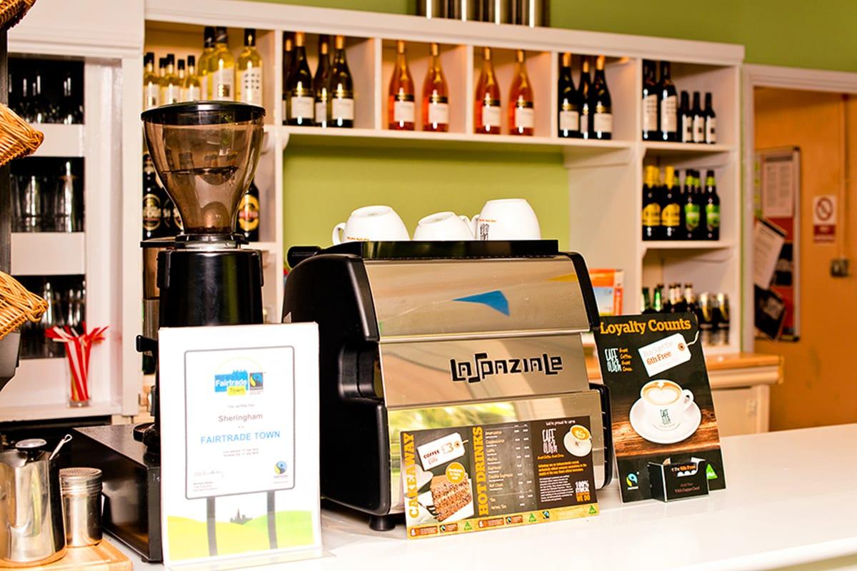 YHA Sheringham Cafe