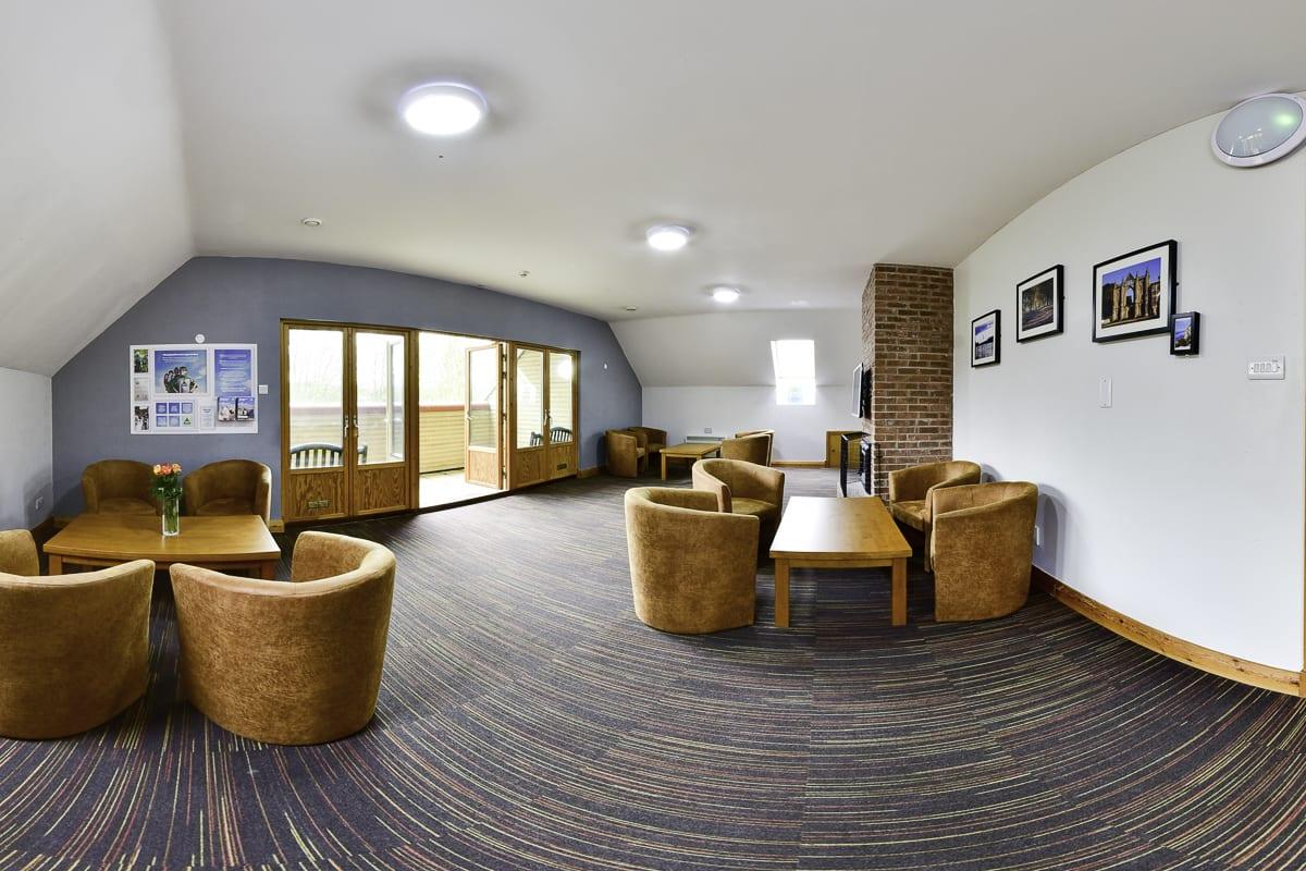 YHA Sherwood Forest Lounge