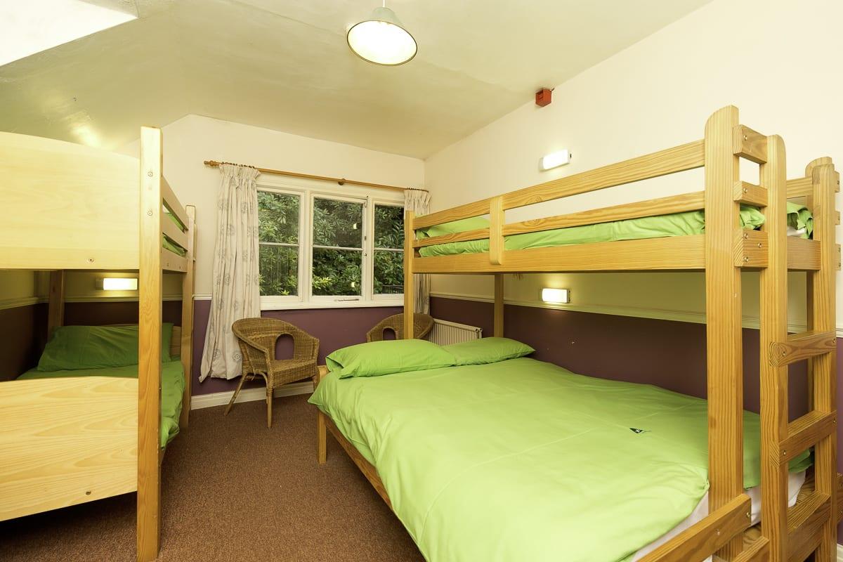 YHA Snowdon Bryn Gwynant Bedroom