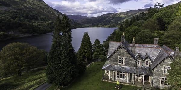 YHA Snowdon Bryn Gwynant View