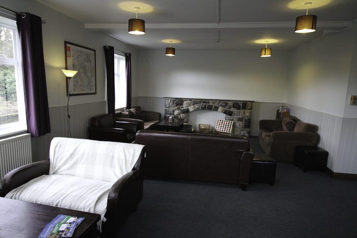 YHA Snowdon Llanberis Lounge