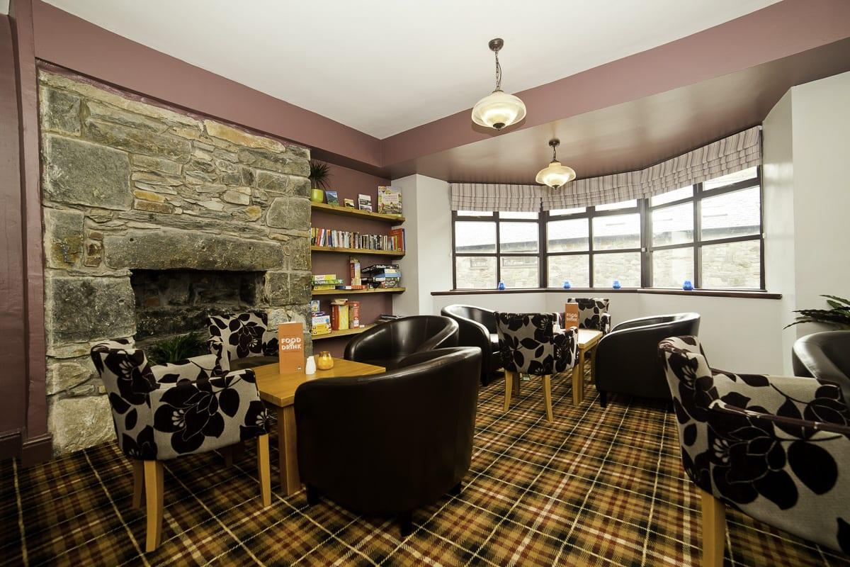 YHS Snowdon Pen-Y-Pass Dining/Lounge