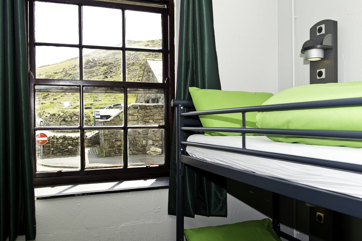 YHS Snowdon Pen-Y-Pass Bedroom