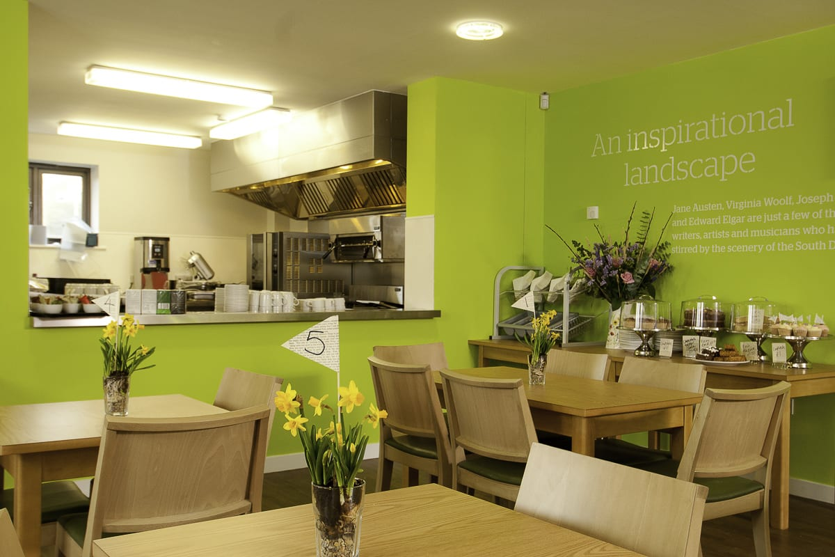 YHA South Downs Dining