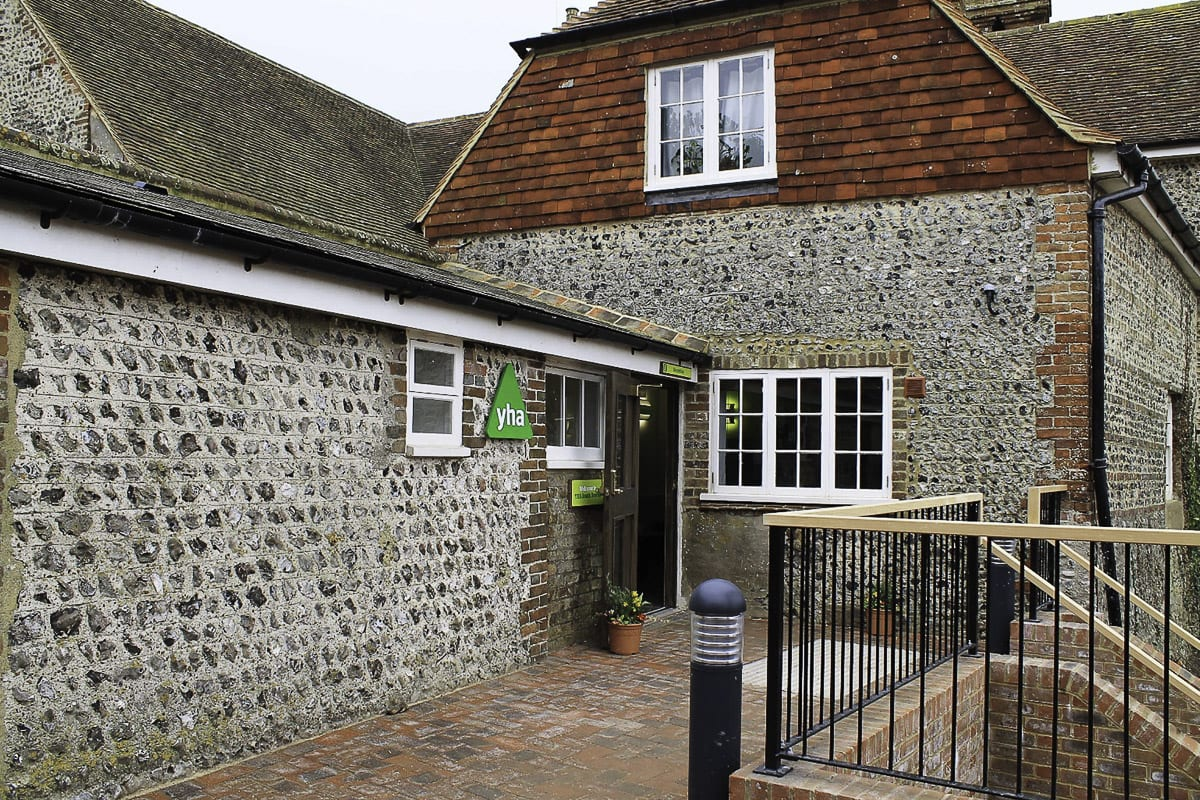 YHA South Downs Entrance